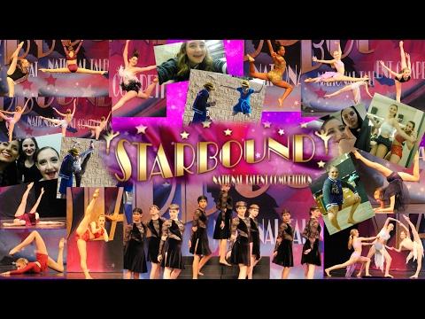 STARBOUND National Talent Competition - DANCE VLOG | Gemma Sherman