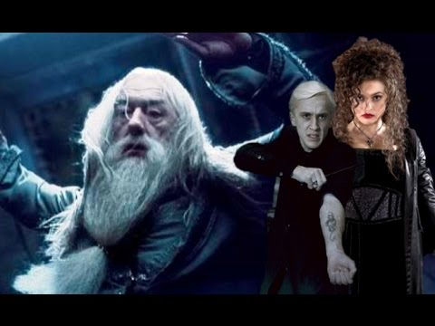 How Did Bellatrix Save Draco From Death? - YouTube