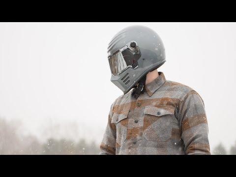 Simpson Outlaw Bandit Gunmetal Overview - GetLowered.com