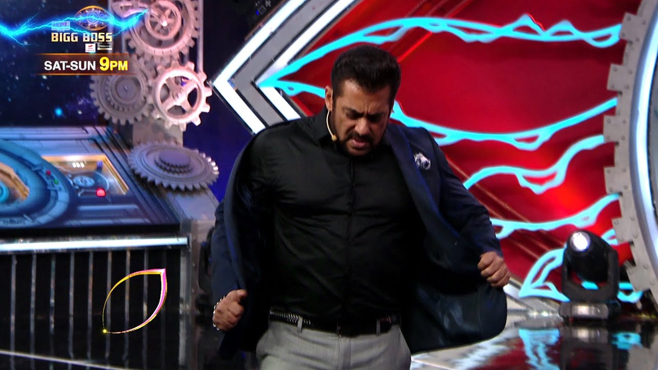 Download Bigg Boss 14 Promo : Salman Leaves Stage in Anger as Kavita Repeats Same Fight With Eijaz    WKV