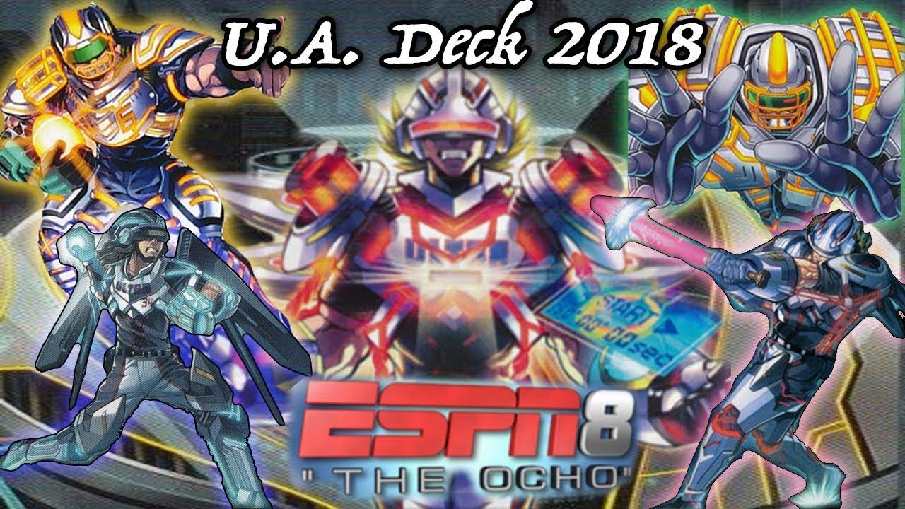 378f2f2c8 Yu-gi-oh! U.A. deck July 2018 YgoPro Replays + Decklist - YouTube