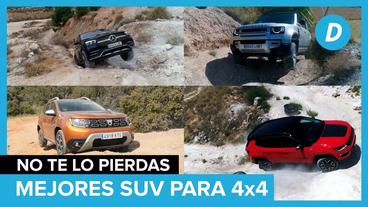 Download Los 8 mejores SUV para hacer 4x4 | Review en español | Diariomotor
