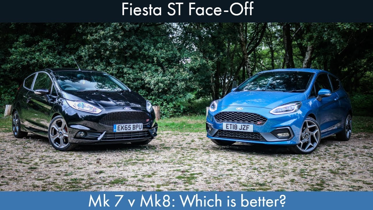 ford fiesta st mk7 vs mk8 which is better youtube. Black Bedroom Furniture Sets. Home Design Ideas