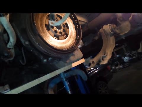 Не доводи до предела VW T4 диск сцепления