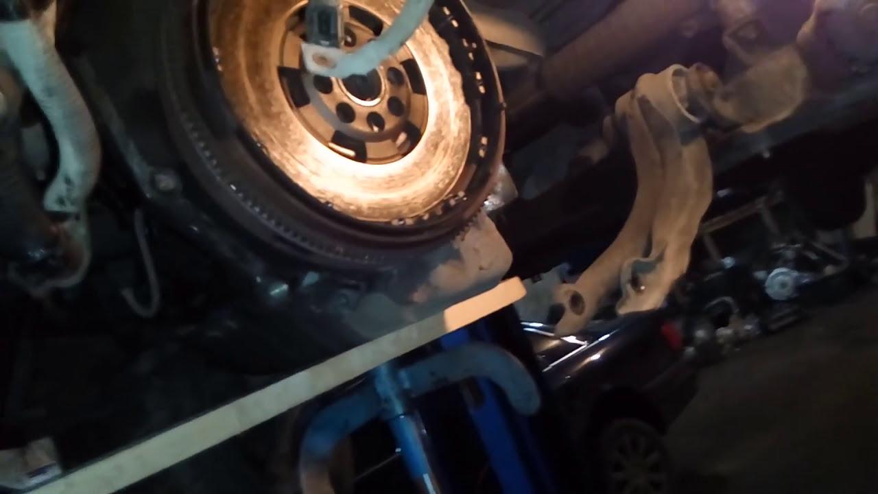 """Не доводи до предела "" VW T4 диск сцепления"