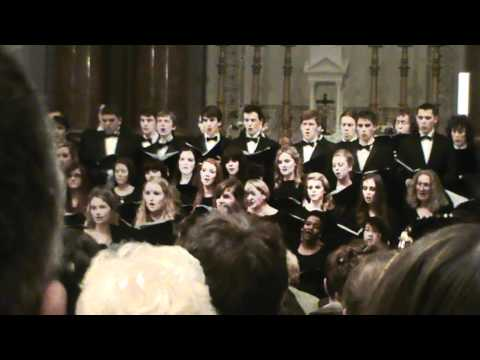 Blow the Wind Southerly- UCD Philharmonic 2012
