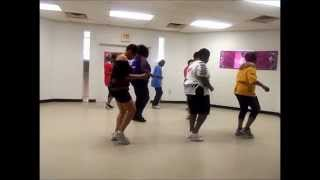Feel So Right -  In The Line Of Duty - Janet Jackson Line Dance - INSTRUCTIONS