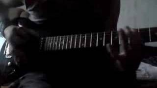 "Avenged Sevenfold - ""Unholy Confessions"" (Guitar cover)"