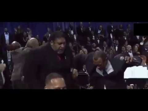 Praise Break At Aretha Franklin's Funeral Celebration Service