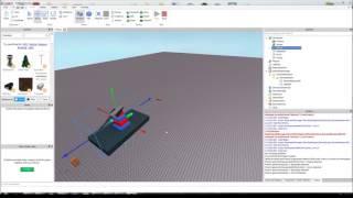 Base wars Vehicle Rework: Battle Tank Prototype [Roblox Games Design/Demonstration]