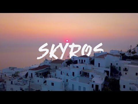 SKYROS - Cinematic Travel Video in 4K