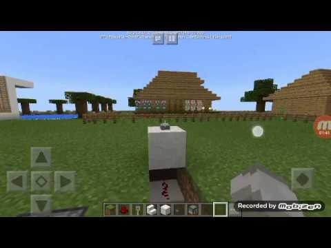 Minecraft:#3cách làm hồ bơi mini tại nhà hoặc biệt thự
