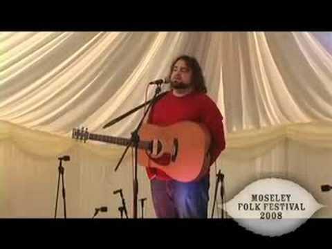 Chris TT - Moseley Folk Festival 2008