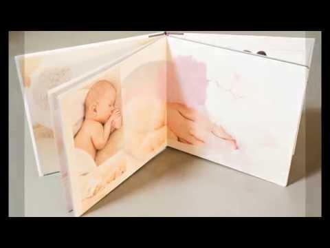 Newborn Photo Album
