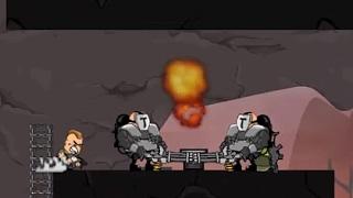 ROGUE BUDDIES GAME - VOLCANO LAND | SHOOTING GAMES