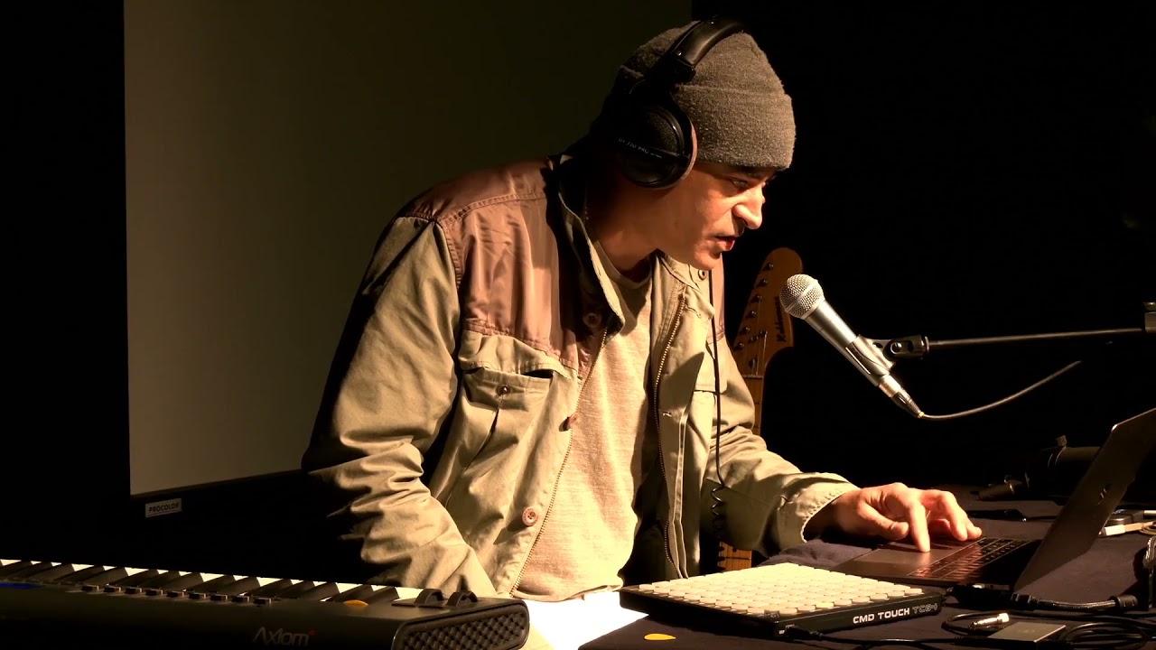 A voir : une masterclass sur la musique électronique filmée en intégralité au Silo