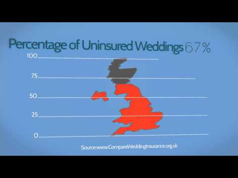 Wedding Insurance Statistics 2011