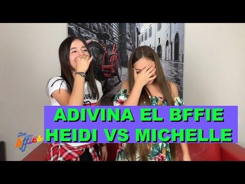 Adivina el Bffie Heidi Vs Michelle