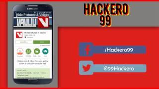 [HD Smith] [Vaulty] / Oculta fotografías y videos en Android | Hackero 99