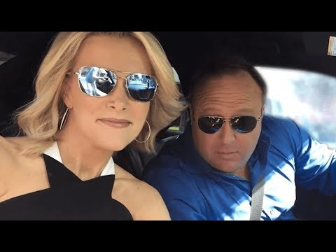 Do You Agree with Megyn Kelly Interviewing Alex Jones?