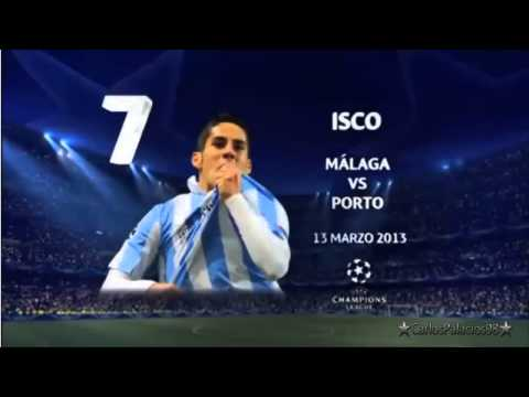 Top 10 GOL Uefa Champions League 2012 2013