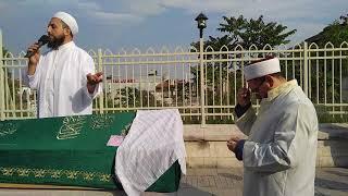 Abdülmetin BALKANLIOĞLU hocamızın cenaze merasimi konuşması