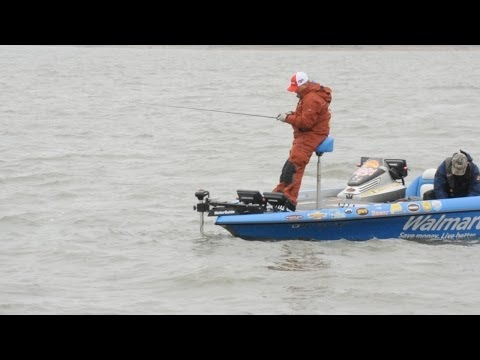 Reeltime Report: Sam Rayburn Reservoir, Day 1