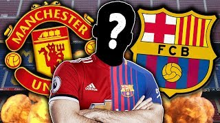 REVEALED: Manchester United Star To QUIT For Barcelona?! | Transfer Talk