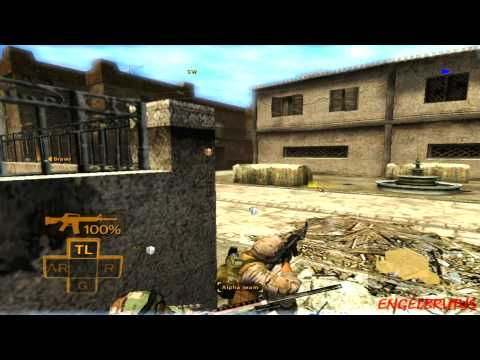 Full Spectrum Warrior PC Gameplay Chapter 5 Part 2/3