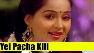 Old Tamil Songs - Yei Pacha Kili - Sathyaraj, Radha - Annanagar Mudhal Theru