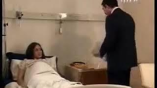 مسلسل سنوات الضياع (يحيى يزور رفيف في المستشفى)
