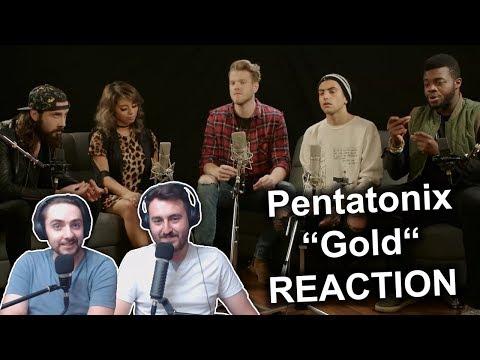 """Pentatonix - Gold"" Reaction"