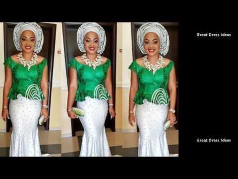 classical-ladies-dress-models-for-ankara-aso-ebi-styles---asi-ebi-ankara-fashions