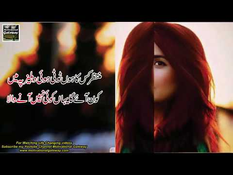 Muntazir Best Life Changing Quotes And Poetry || Golden Words Collection