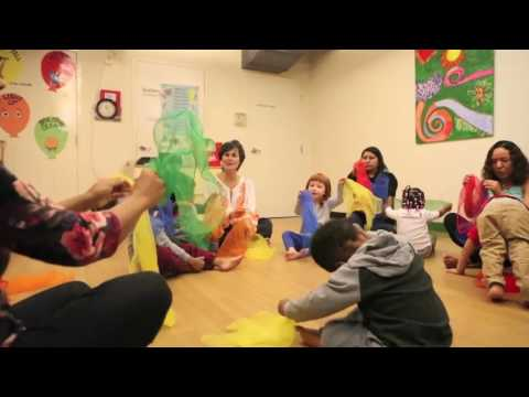 DCCAH Worksample - Early Childhood Arts Fall 2016