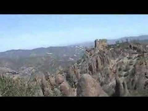 Trip to Pinnacles National Monument, CA