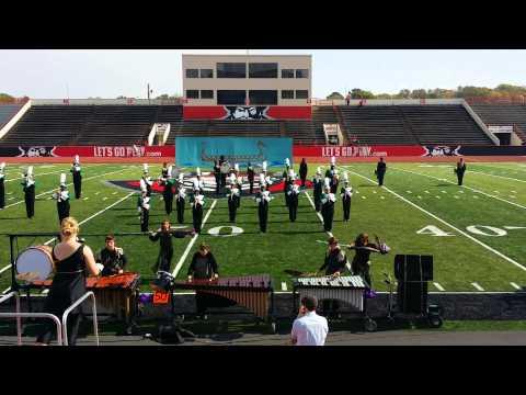 Northwest High School Vikings Band