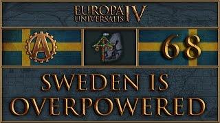 EUIV Sweden is Overpowered 68