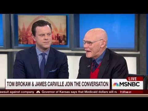 James Carville on PredictIt