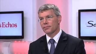 """Pierre Berger (Eiffage) : """"Le grand Paris va occuper le secteur du BTP pendant 15 ans"""""""