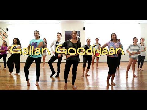 Gallan Goodiyaan (Dil Dhadakne Do) || Bollywood Dance || Choreography by Francesca McMillan