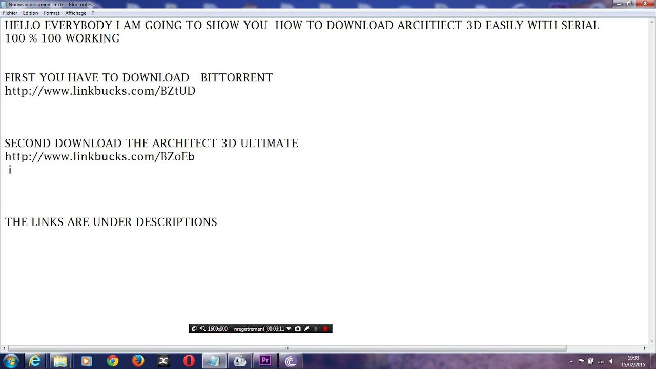 How To Download Architect 3d With Serial Working 100 كيفية