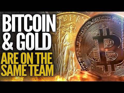 Bitcoin & Gold Are On The Same Team - Mike Maloney