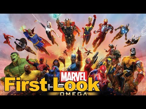Marvel Heroes Gameplay First Look - MMOs.com