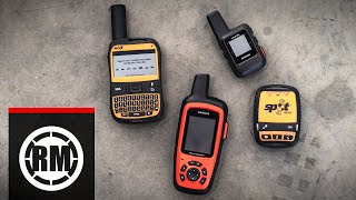 Satellite GPS Communicator Buyer's Guide