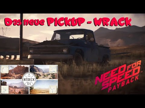 Das neue PICKUP - WRACK | NEED FOR SPEED PAYBACK | #14 [PC]