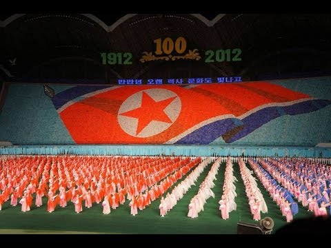 North Korea 2012 Mass Games — Full Version