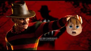 EVEN CHIPMUNKS CAN HAVE NIGHTMARES | Dead By Daylight FREDDY KRUEGER