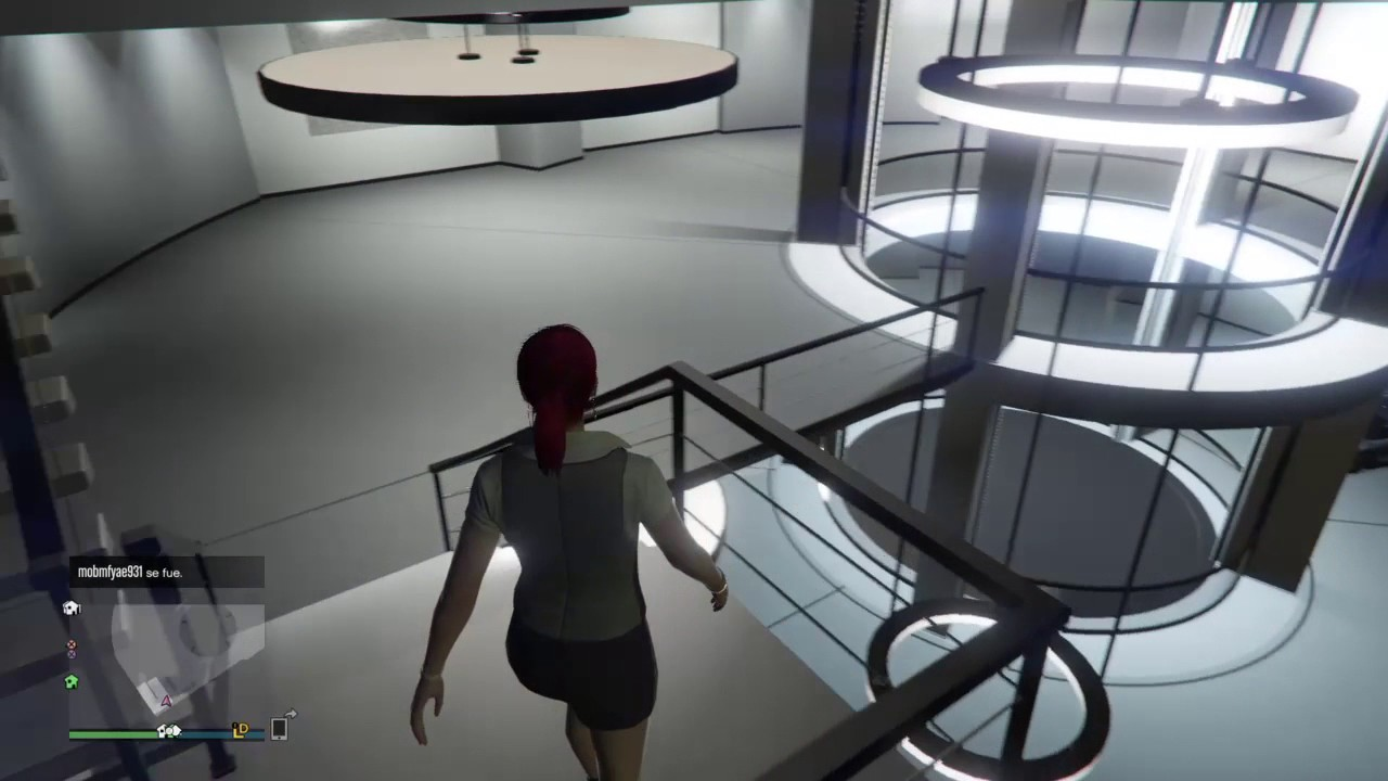 gta v online compra del garage ejecutivo en maze bank tower - youtube
