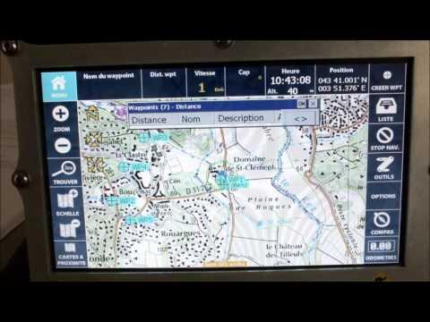 Leçon n°1 - La navigation Waypoint - GPS Globe